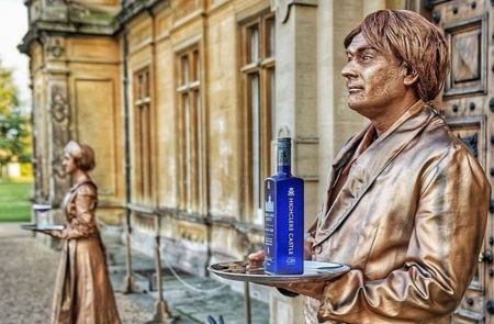 Photo for: Royal Gin from the 'real' Downton Abbey
