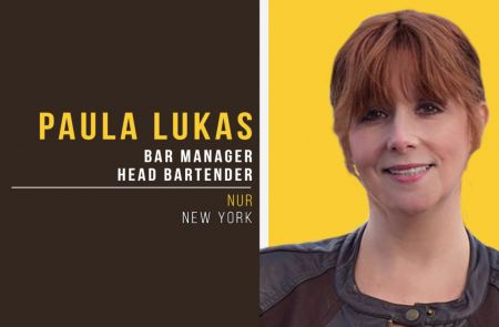 Photo for: Paula Lukas talks about bartending and the bar business