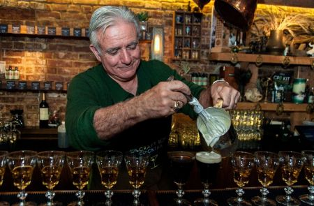 Photo for: The World of Bartending Through Dale Degroff's Eyes