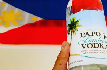 Photo for: Put some taste of Philippine islands in your bars with this Vodka