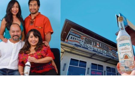 Photo for: Doers Vodka - the American immigrant story