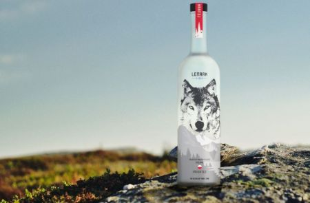 Photo for: Lenark Vodka. An award-winning vodka, bottled and tamed in Poland