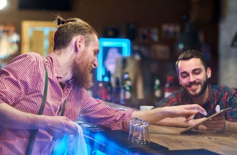 Photo for: Bars Are Using Digital Technology To Boost Customer Engagement