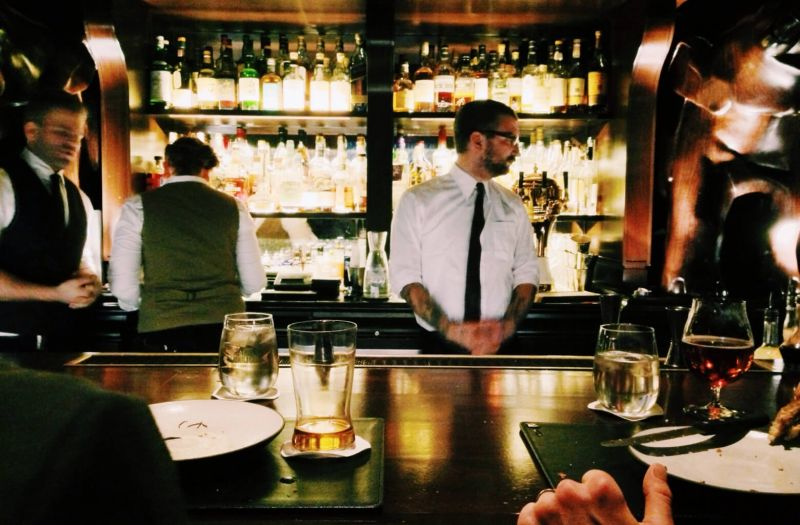 Photo for: Improve Your Speed and Efficiency Behind the Bar With a Workstation Setup Procedure