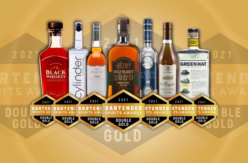 Photo for: 2021 Bartender Spirits Awards Announces Winners