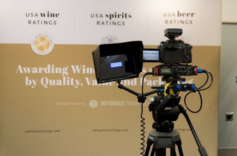 Photo for: Behind the scenes - USA Spirits Ratings