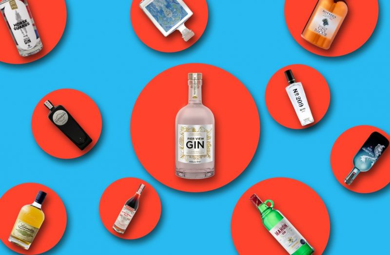 Photo for: Ten To Try: 10 gins to stock your bar with