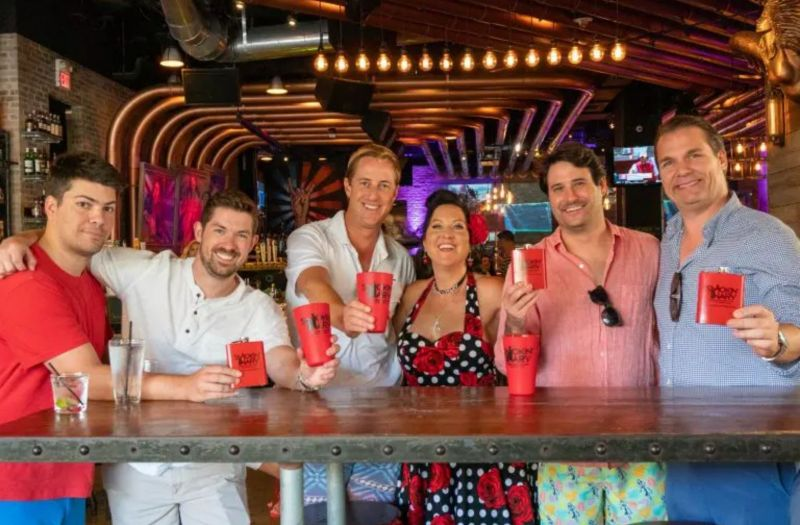 Photo for: Want to make an award bloody mary at your bar?