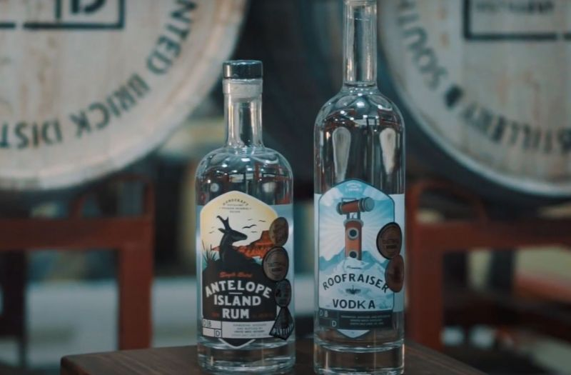 Photo for: Dented Brick Distillery: Craft Distillery in Utah