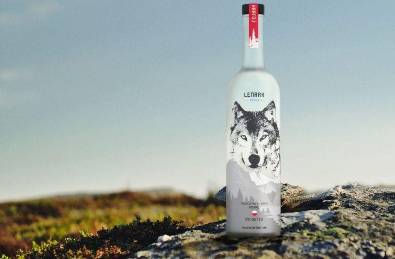 Photo for: Lenark Vodka. An award-winning vodka, bottled and tamed in Poland