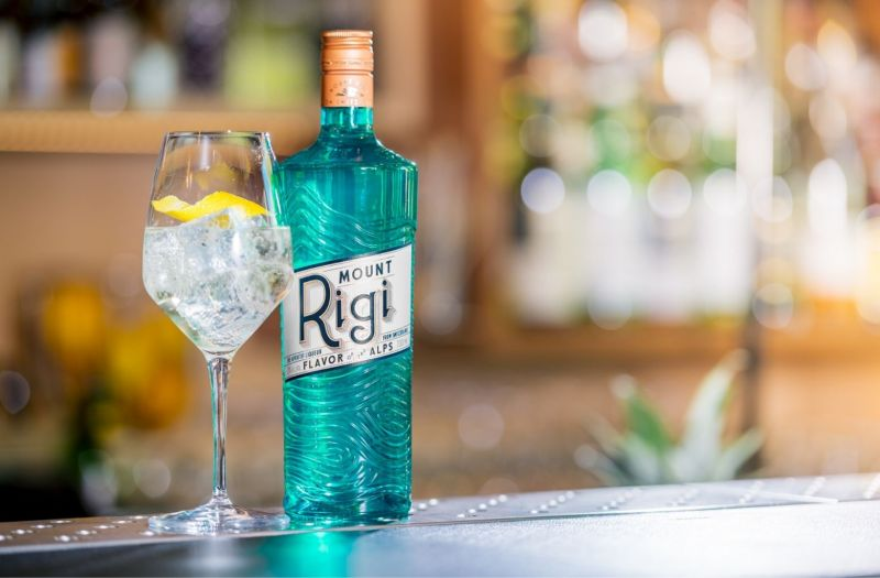 Photo for: Mount Rigi - Switzerland liqueur now set to grow in Bars of USA