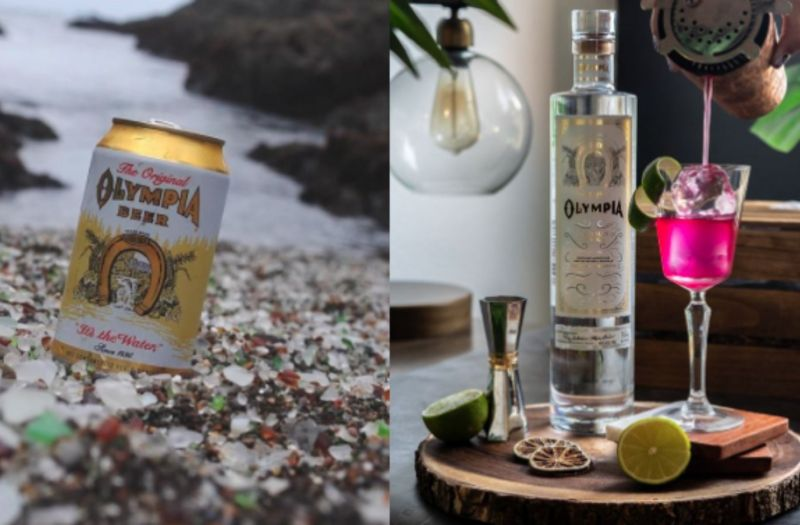 Photo for: Olympia Artesian Vodka: Unbelievably Smooth Vodka