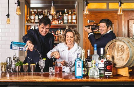 Photo for: Bacardi Goes Back To The Bar For Their 158th Anniversary