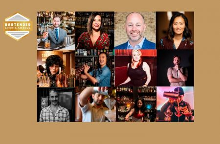 Photo for: America's top bar talent to gather in San Francisco for 2021 Bartender Spirits Awards