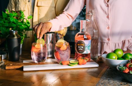 Photo for: Kopparberg is launching a Pink Gin and Bars can't wait for it