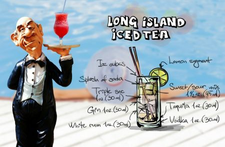 Photo for: New York bartenders asking for an inquiry following the Tennessee city victory Long Island Iced Tea competition