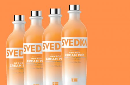 Photo for: Creamsicle Vodka is a thing and there's nothing better