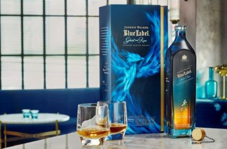 Photo for: Johnnie Walker Blue Label Ghost & Rare Glenury Royal Is The Next Big Thing