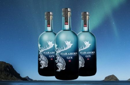 Photo for: Harahorn Gin - Gets Gin Of The Year at USA Spirits Ratings
