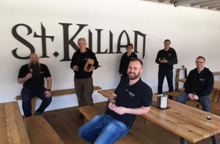Photo for: St. Kilian Distillers From Germany Wins Distillery Of The Year Award