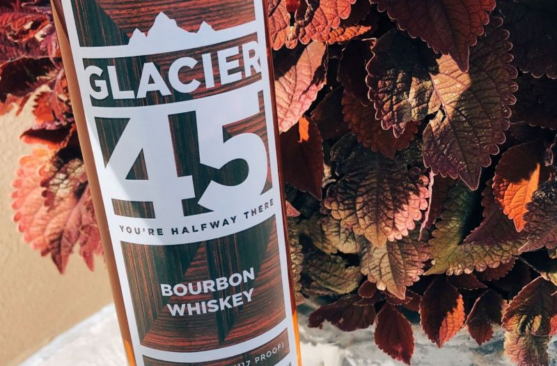 Photo for: Glacier 45 Bourbon Whiskey - One of the best Bourbon Whiskey you can have