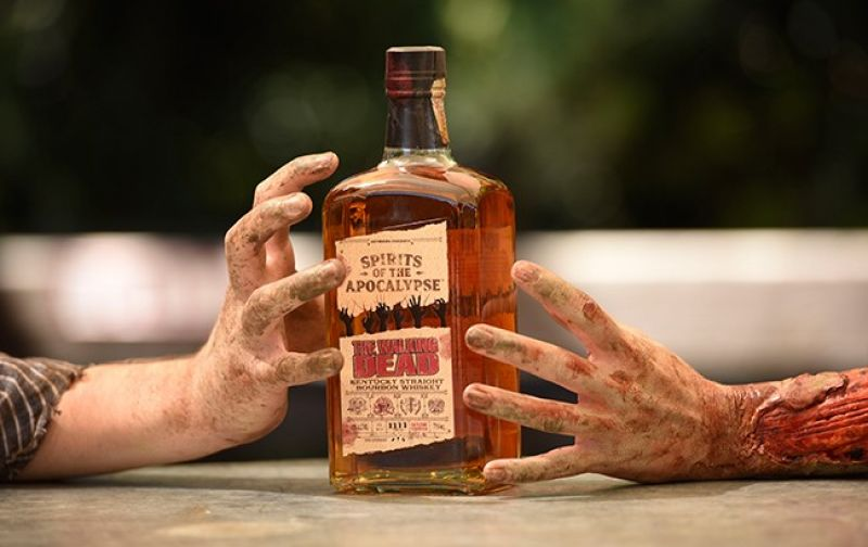 Photo for: Diageo Introduces Bourbon of the Walking Dead
