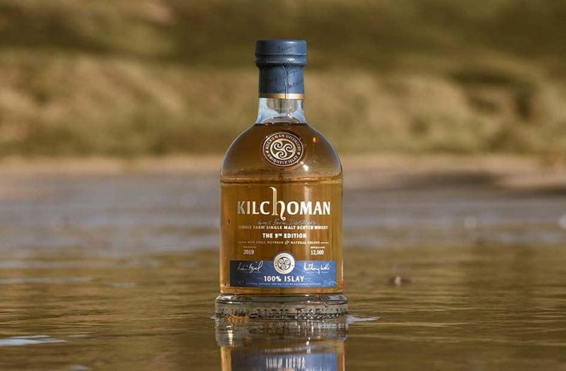 Photo for: Kilchoman Releases 9th Edition Of The 100% Islay