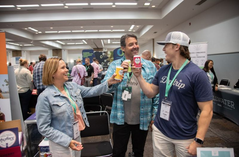 Photo for: Cannabis Drinks Expo Unlocks New Doors For The Beverage Industry