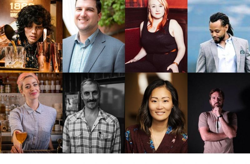 Photo for: Top Bartenders of USA to judge the 2021Awards